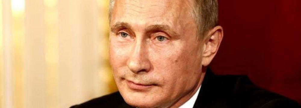 Putin Signs Turkey Sanctions Decree