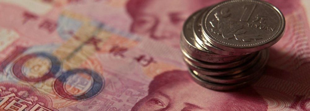 Record China Capital Flight