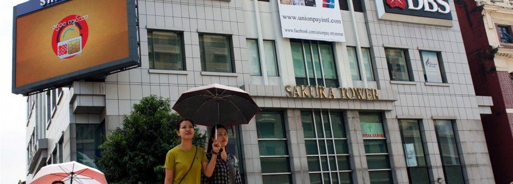 Singapore Banks Face Credit Risks