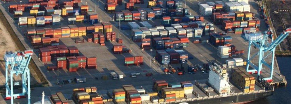 Thai Trade Surplus Shrinks