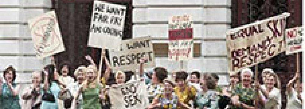 UK Firms Told to Abolish Gender Gap