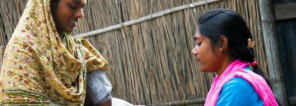 UN 2030 Agenda to'End Poverty'