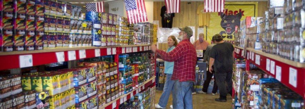 US Consumer Spending Picks Up in June