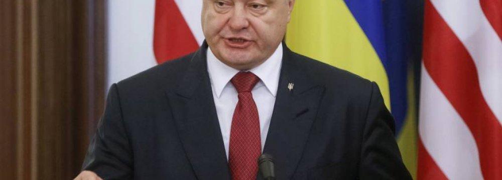 Ukraine Leader Wealthier