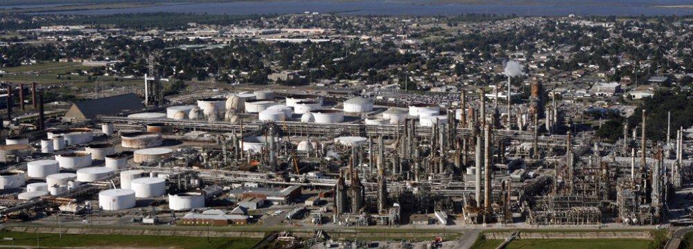 Buying Venezuela Refinery