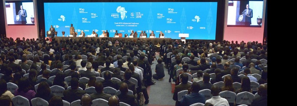 African Ministers Demand WTO Promote Just Growth