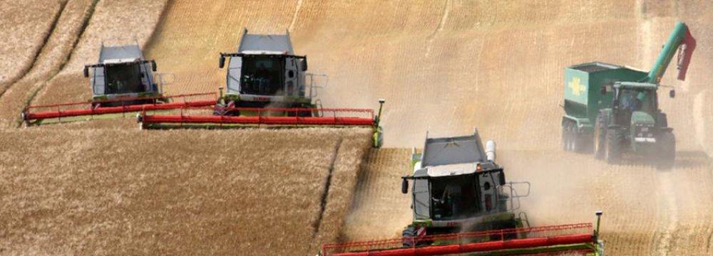 World Food Prices Plunge