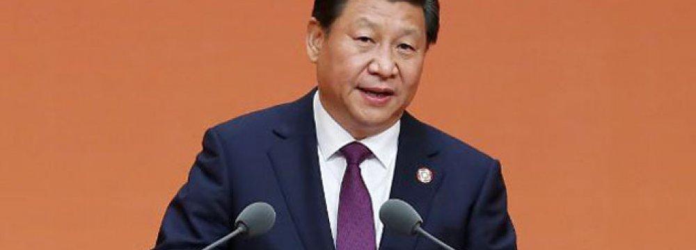 Xi: 6.5% Growth  Enough to Meet Goals