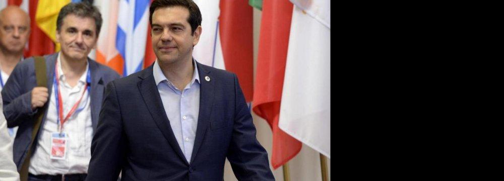 Greece, EU Reach Deal