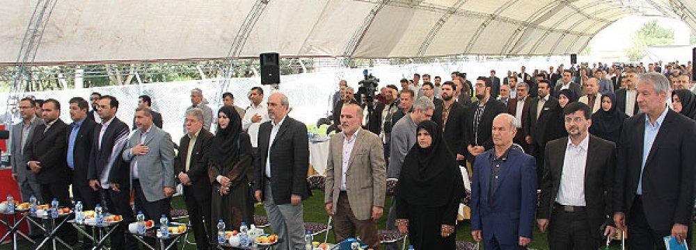 First Sports Lab in Tehran