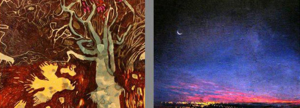 Painting Exhibition in Karaj