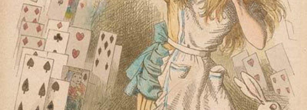 'Alice in Wonderland' 150th Anniv. at Morgan Library Exhibition