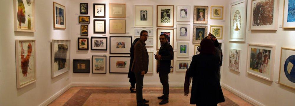 IPS Art Sale at IAF