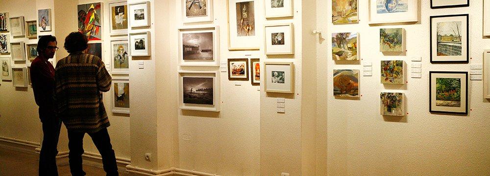 5th Annual Art Expo at Laleh