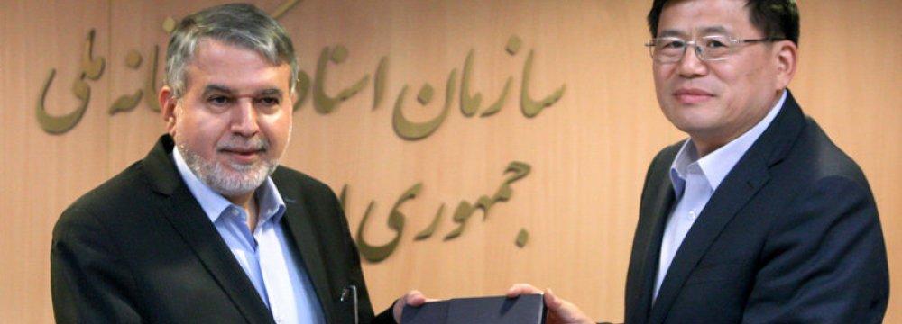 Revival of Silk Road Will Enhance Sino-Iran Cultural Bonds