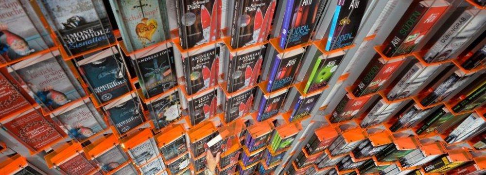 Books to Come Back After Tehran Boycotts Frankfurt Event