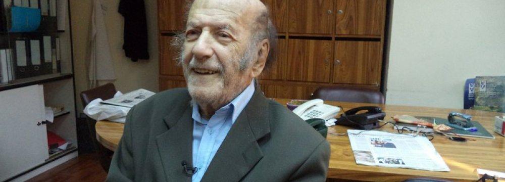 Jordac's Last Book Unveiled in Tehran