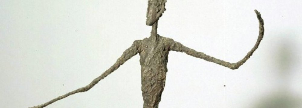 Giacometti Sculpture Could Fetch Record $130m