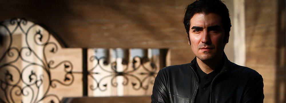 Hafez Nazeri's 'Untold' Concert in Shiraz, Tehran