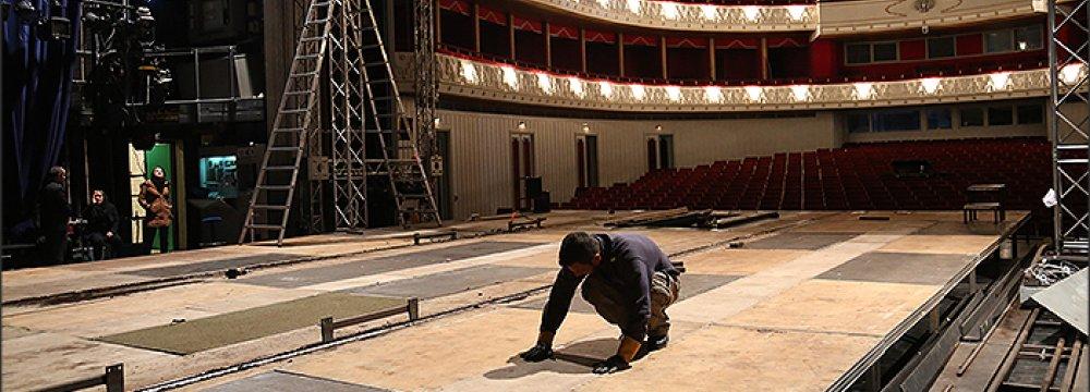 German Director to Stage Hamlet at Vahdat Hall