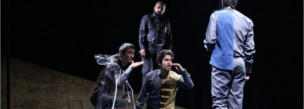 Hamlet's 'Retribution' in Tehran