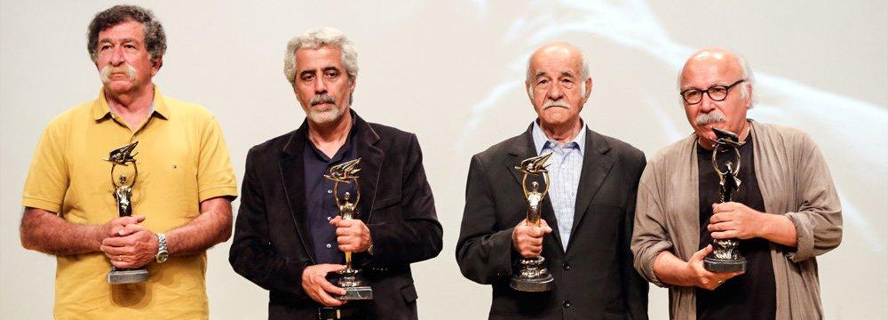 House of Cinema  Honors Top Cineastes