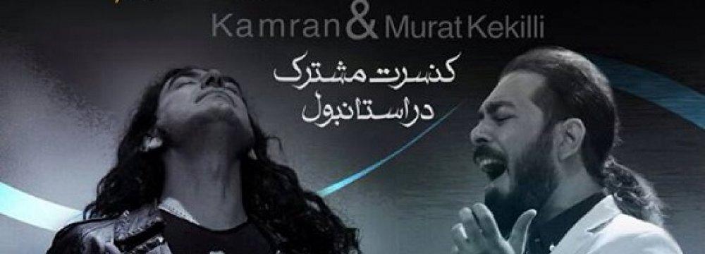 Istanbul to Host  Iranian-Turkish Singers