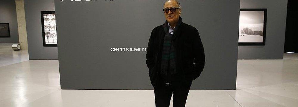 Kiarostami's Photo Exhibition in Ankara