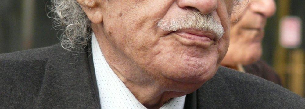 Moeini-Kermanshahi Passes Away
