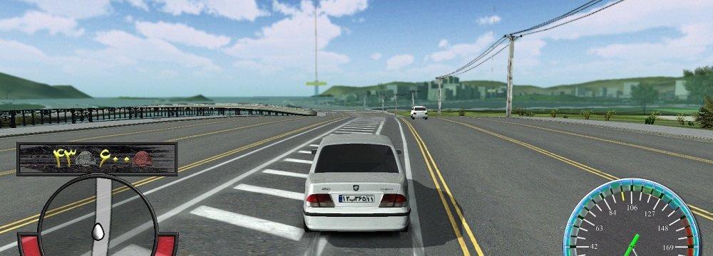 'Speedy Samand' to Hit Video Game Market