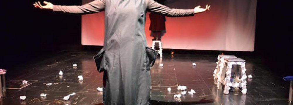 Bergman's 'Persona' on Tehran Stage