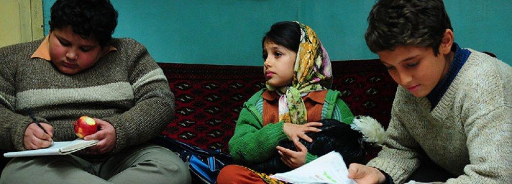 'Ranna's Silence' at Brussels Children Film Festival
