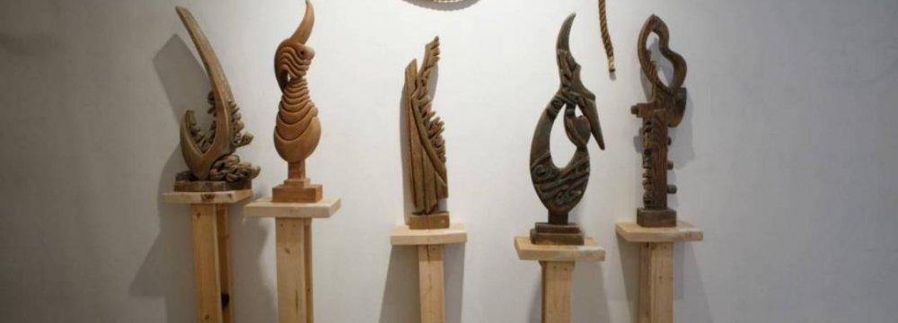 Rumi-Inspired Sculptures Explore Inherent Human Spirituality
