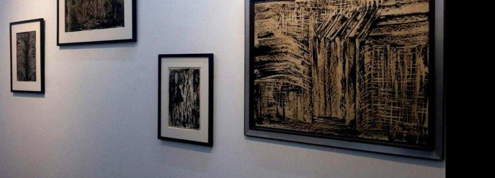 Sadr Paintings at 2 Galleries