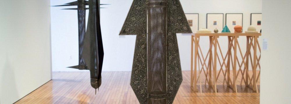 6 Iran Artists at NYU Gallery