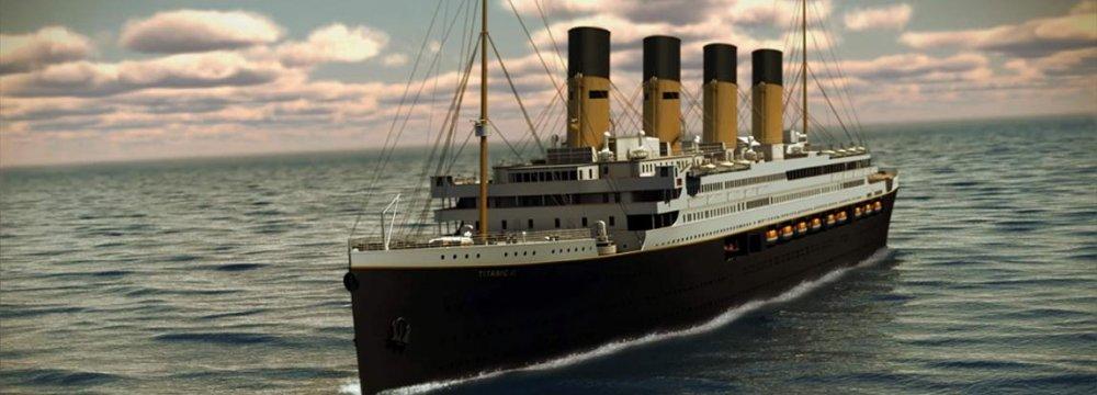 Titanic II Voyage in 2018