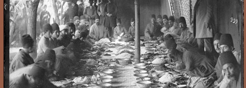 Ramadan in Iran as  Portrayed in Travelogues