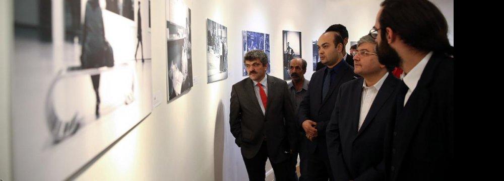 Turkey Culture Week  at Iranian Artists' Forum