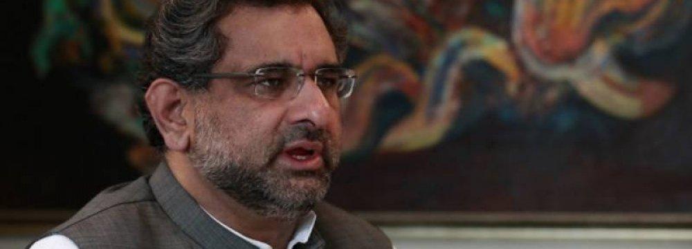 Khaqan Abbasi