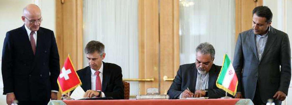 Swiss to Represent Iran, Saudi Interests