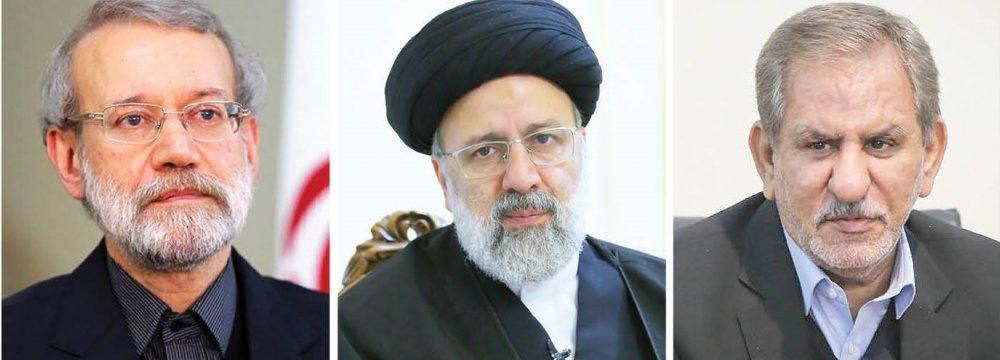 Iran Election 2021: Heavyweights Enter Presidential Contest