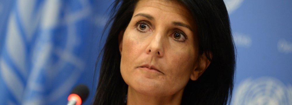 US Levies More Sanctions After Rocket Launch