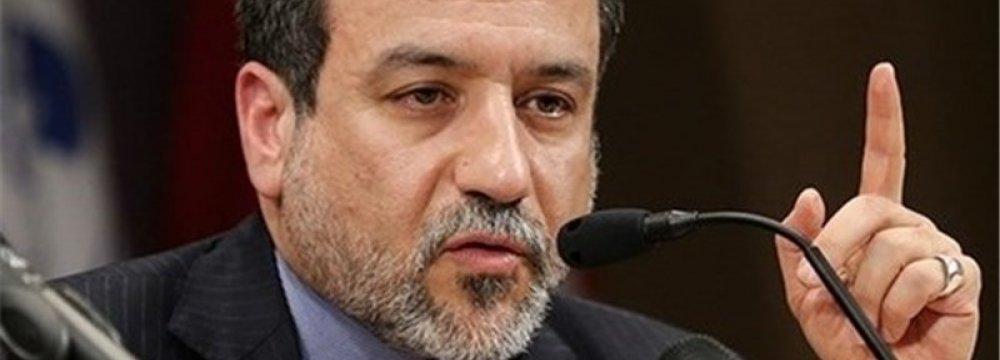 Iran to Pursue US Lack of Commitment Toward JCPOA