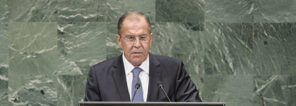 Russia, China, Germany Use  UN Podium to Back JCPOA