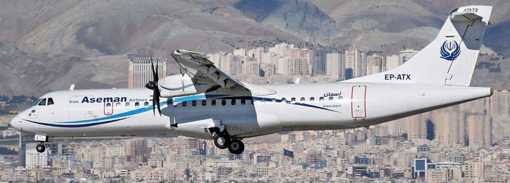 ATR Fleet Temporarily Grounded After Crash