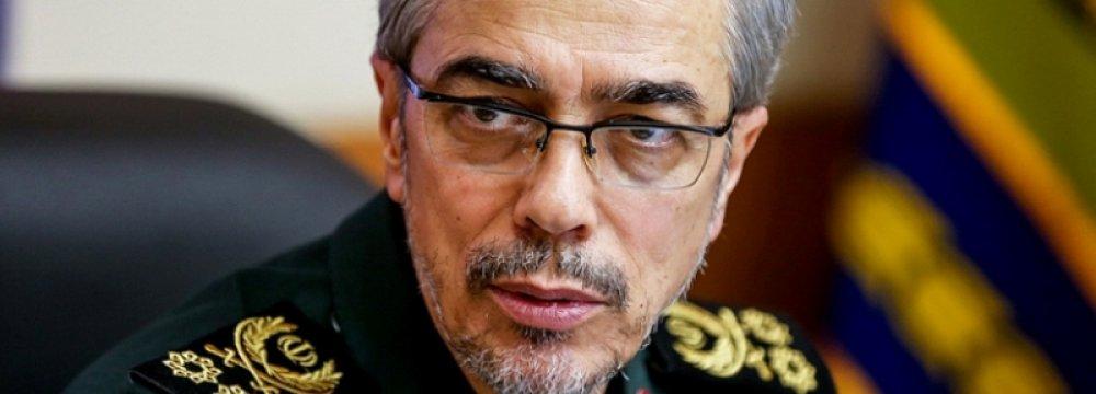Iran Not After Closing Strait of Hormuz