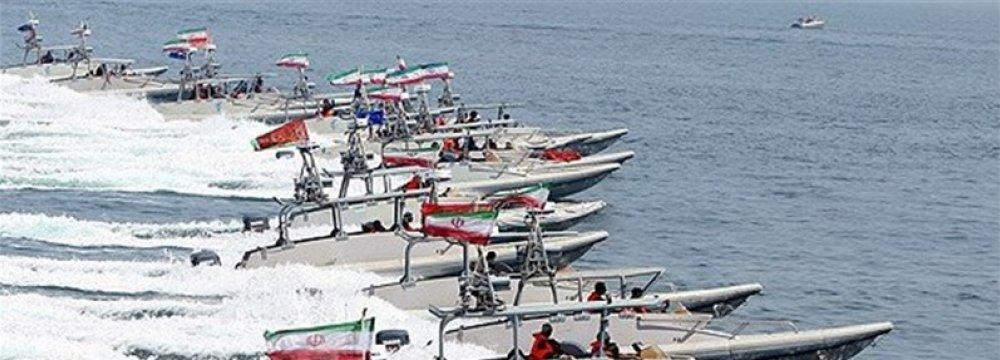 Speedboats Essential to Deterrence