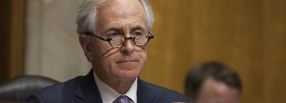 US Senator: No Time to Tear Up Iran Deal