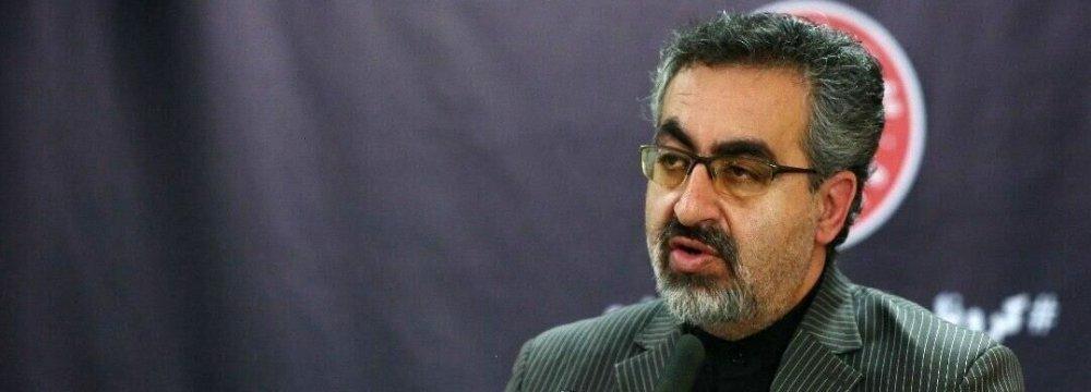 Iran Virus Toll: 174,000 Infections, 8,350 Fatalities