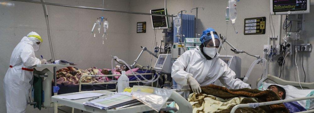 Tehran Covid-19 Deaths Dwindle